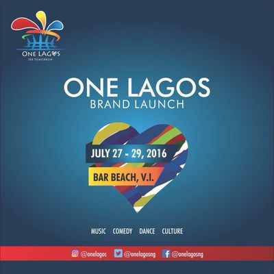 #one Lagos Brand launch music festival#