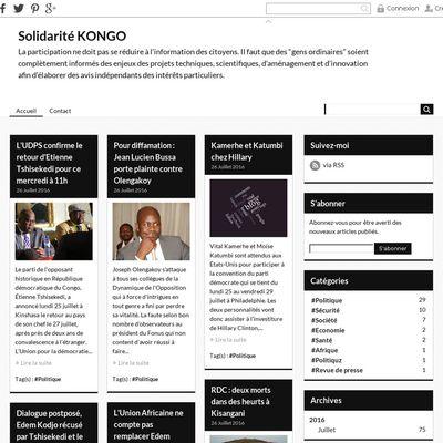Solidarité KONGO