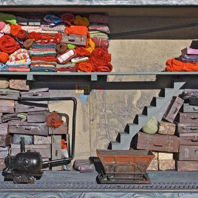 """""""les boites"""" de Marc Giai-Miniet"""