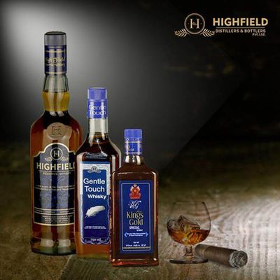 Highfield - The Top Whisky Brand in India