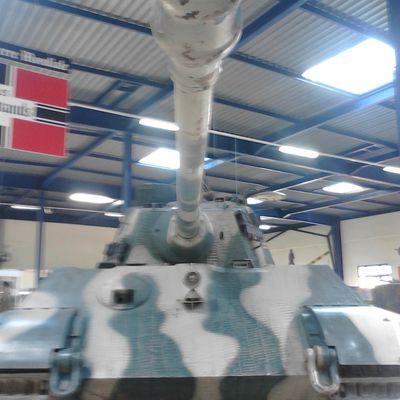 les chars d'assaut de la Seconde Guerre Mondiale
