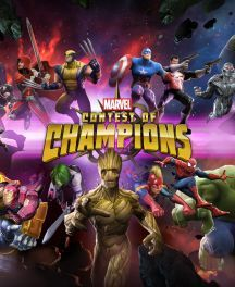Marvel Contest of Champions : le Tournoi des Champions.