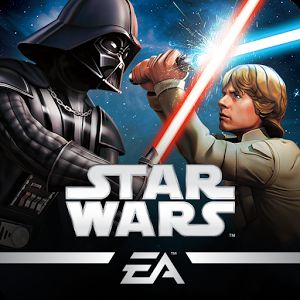 Les baguettes sur Star Wars : Galaxy of Heroes