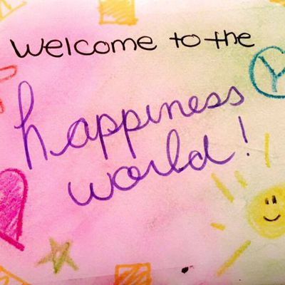 the happiness world project