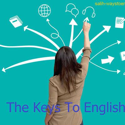 the keys to english