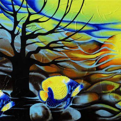 Peintures - Pino-Vila Cindy