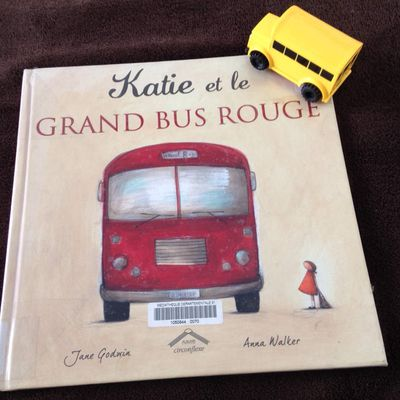Lecture : Katie et le grand bus rouge