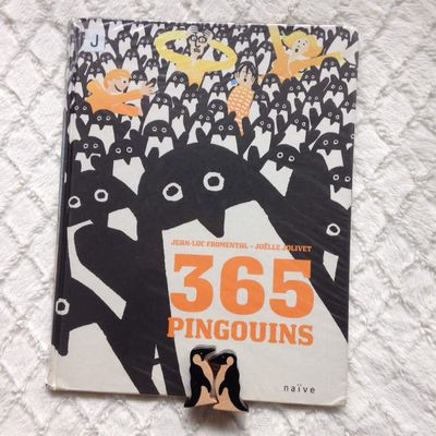 Lecture : 365 pingouins