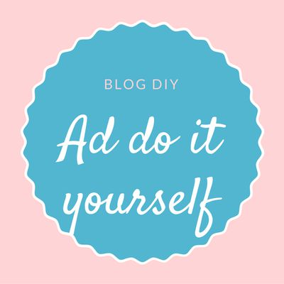 Ad Do It Yourself