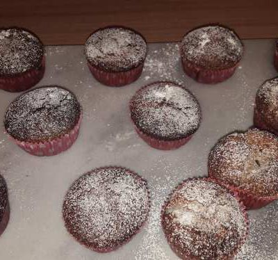 Muffin façon fondant