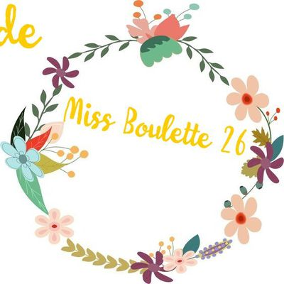 le smash book de Miss Boulette 26