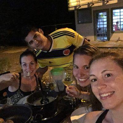 Mocoa Partie 7 - Amigos