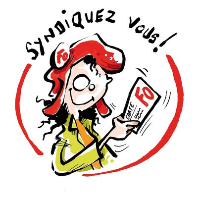 SYNDICAT FO DES AGENTS DU DÉPARTEMENT DE L'AIN