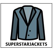 Superstars Jackets