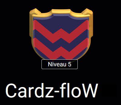 Cardz floW
