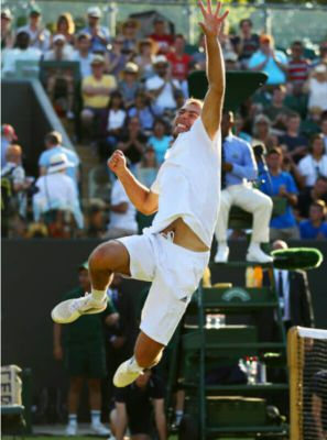 Wimbledon - Arracher les étoiles