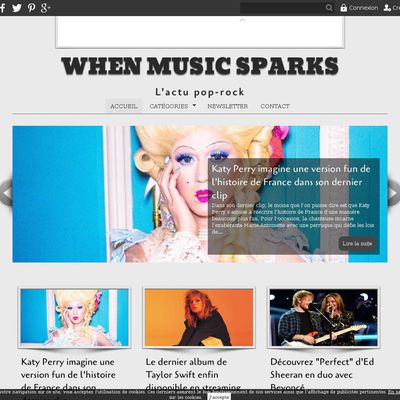 When Music Sparks