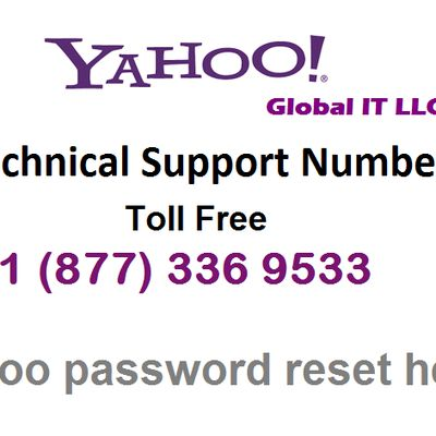 Yahoo Password Recovery Phone Number USA 1 (877) 336 9533