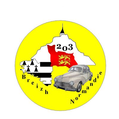 Association 203 BREIZH-NORMANDIE
