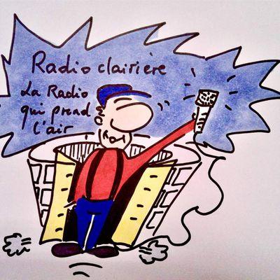Radio Clairière - La radio qui prend l'air
