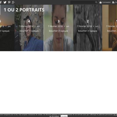 1 ou 2 portraits