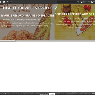 Healthy & Wellness by Sev