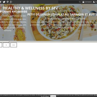Healthy & Wellness by Sev