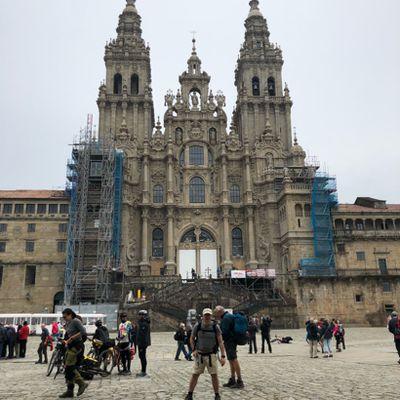 O Pedrouzo-Santiago de Compostela