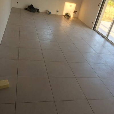29/04/2019 - Suite carrelage