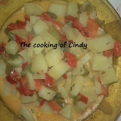 The Cindy's Cooking