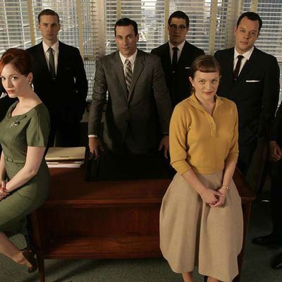 Mad Men (Matthew Weiner, AMC)