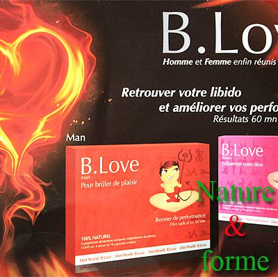 B Love Man et Woman