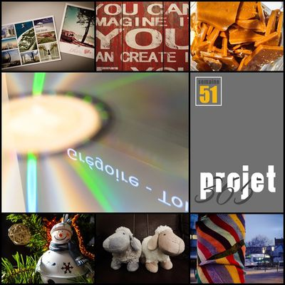 Projet 365 - Semaine 51