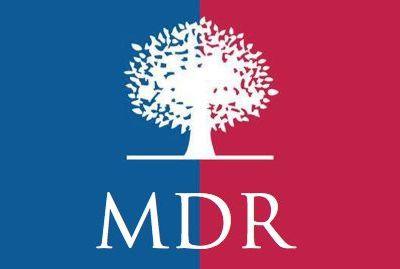 Le nouveau logo de l'UMP après l'élection de son nouveau président