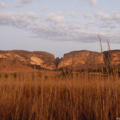 Madagascar, le parc national de l'Isalo