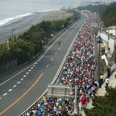 Shonan International Marathon 2011