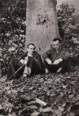 Céline et Marcel Aymé