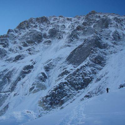 La Ginat aux Droites (Massif du Mont-Blanc)