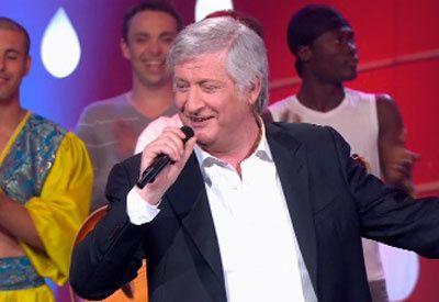 karaoké de Patrick Sébastien, On a gagné ce soir
