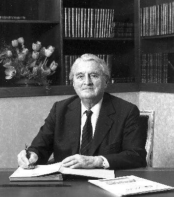Max LEJEUNE Ministre