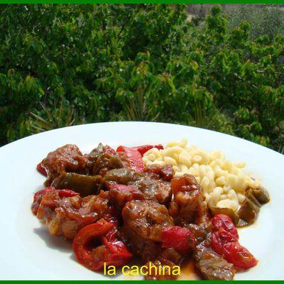 Faire un Sauté de porc à la provençale