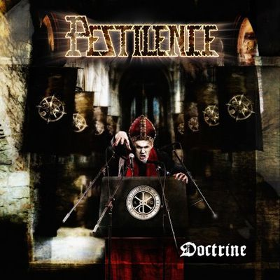 PESTILENCE: Doctrine (2011-Mascot records)[Death-metal]