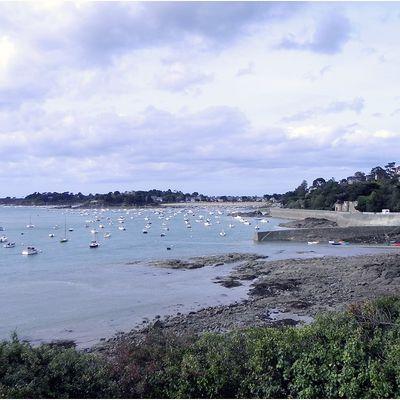 Saint Briac - du côté du petit port.
