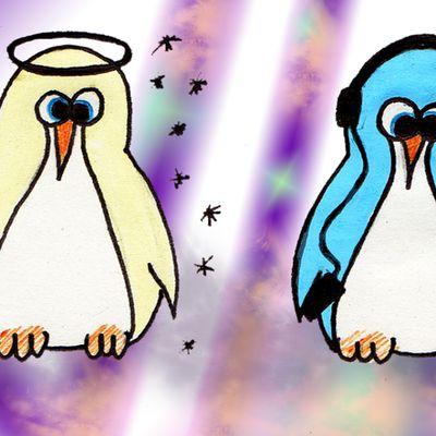 Generation of pinguin ○