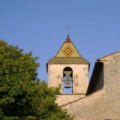 L'église Notre-Dame de Nazareth à Varages