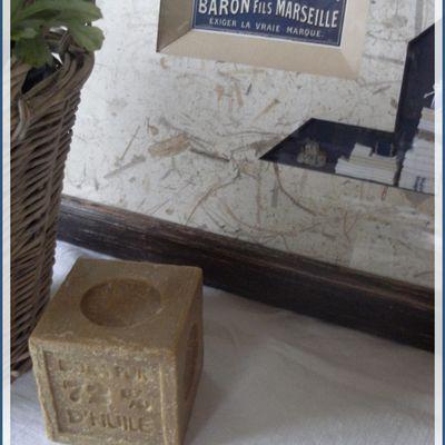 notre savon de Marseille