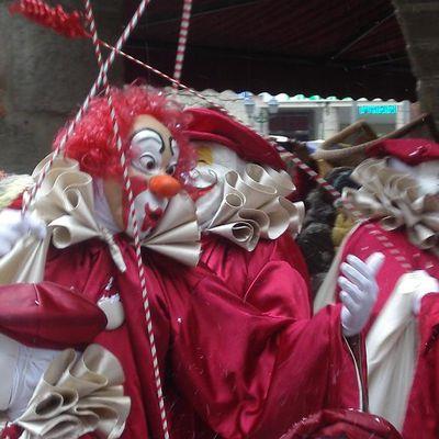 Promenade dans Limoux, ville carnavalesque (Aude)