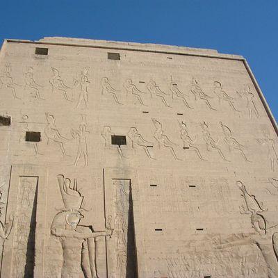Kaaper en Egypte (2004) - Edfou : rencontre avec Horus