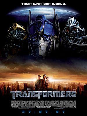 Transformers (2007) Mickael Bay