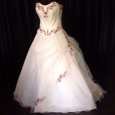"ROBE ""MARQUISE"""